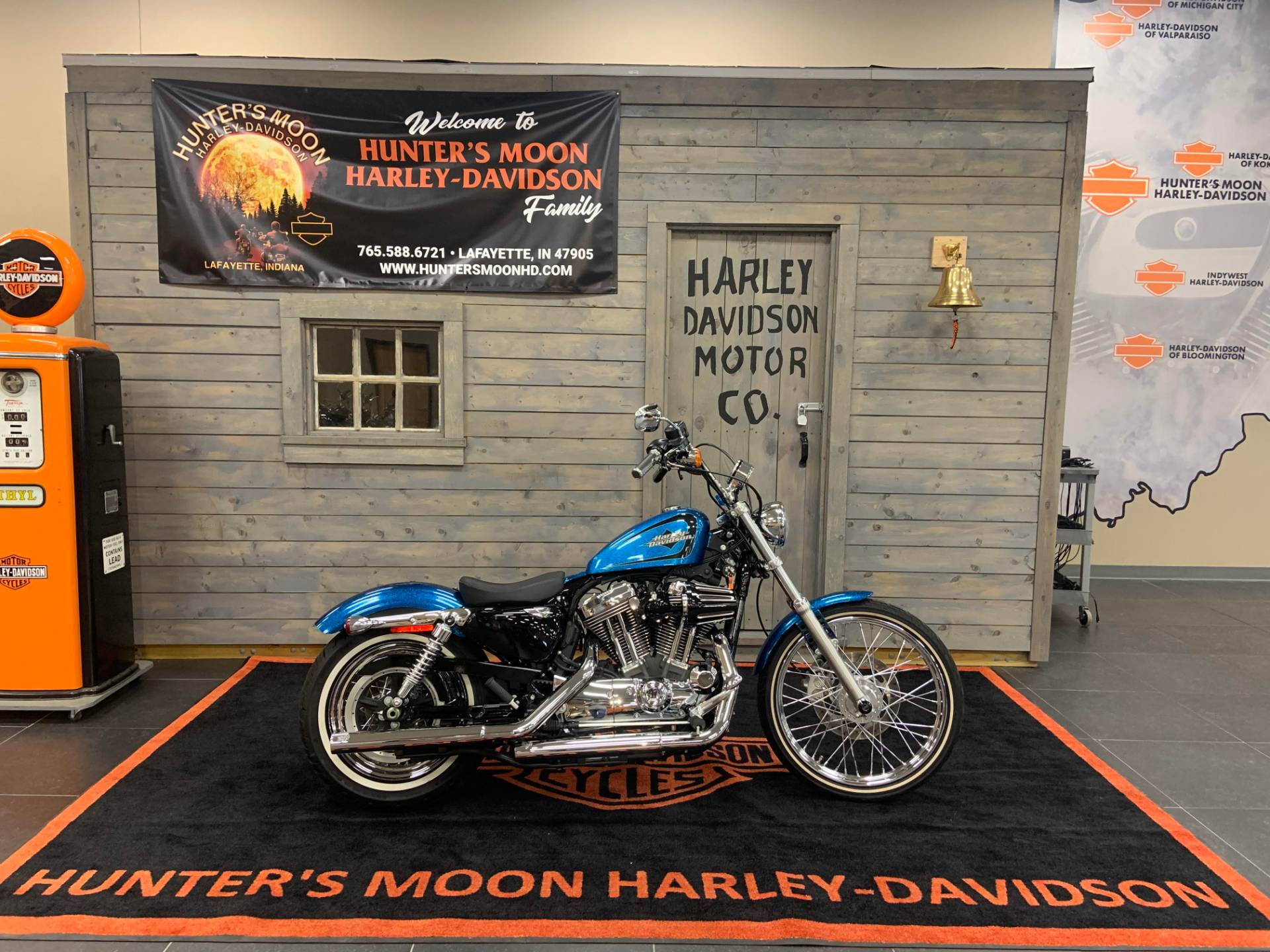 2015 Harley-Davidson Seventy-Two® in Lafayette, Indiana - Photo 1