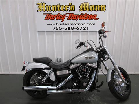 2011 Harley-Davidson Dyna® Street Bob® in Lafayette, Indiana - Photo 1