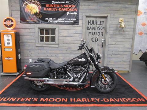 2021 Harley-Davidson Heritage Classic 114 in Lafayette, Indiana - Photo 1