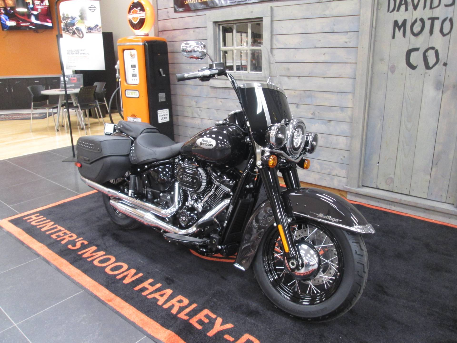 2021 Harley-Davidson Heritage Classic 114 in Lafayette, Indiana - Photo 6