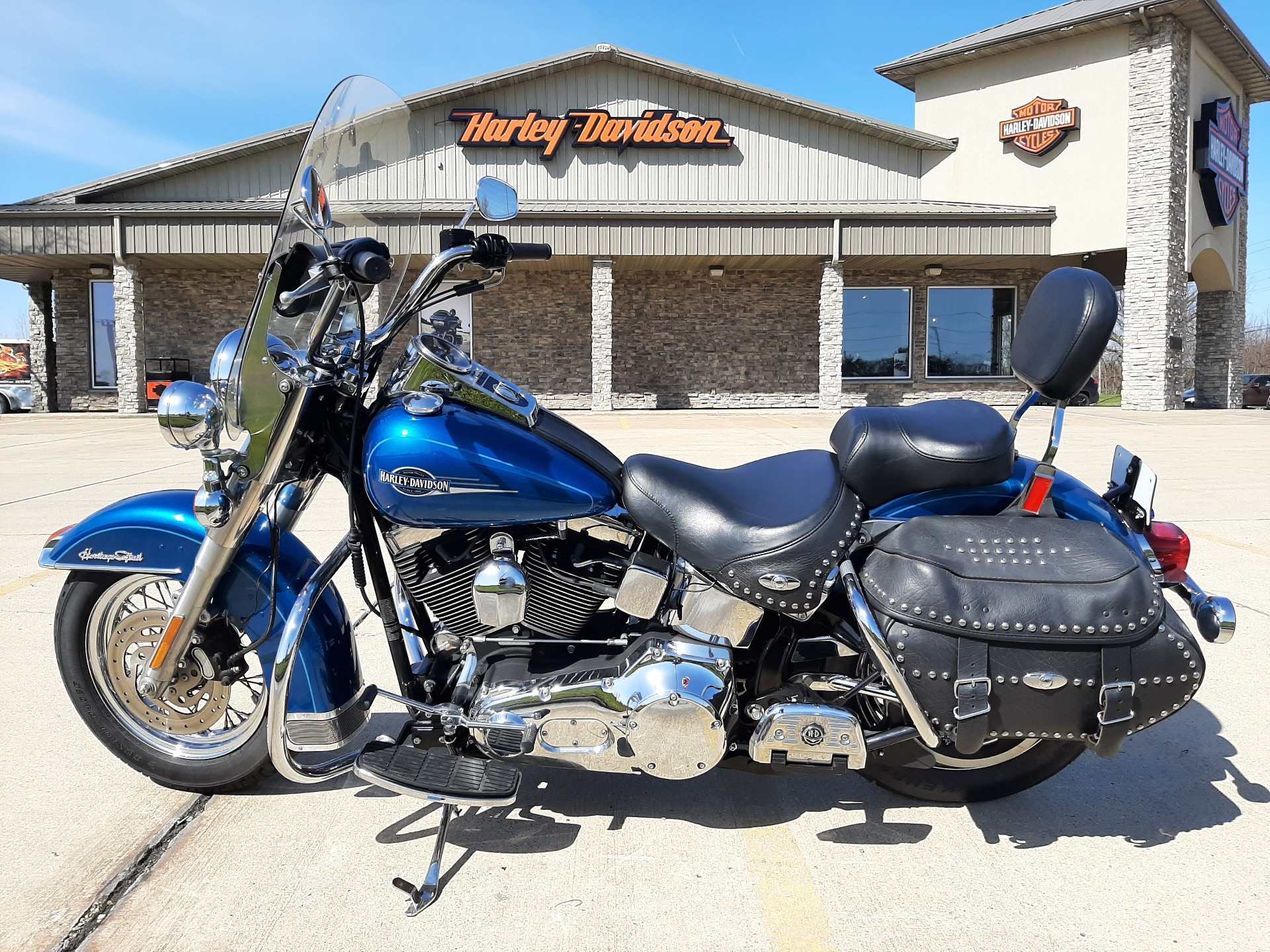 2005 Harley-Davidson Softail®Heritage in Michigan City, Indiana - Photo 4