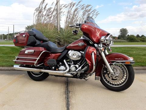 2010 Harley-Davidson Ultra Classic® Electra Glide® in Michigan City, Indiana - Photo 1