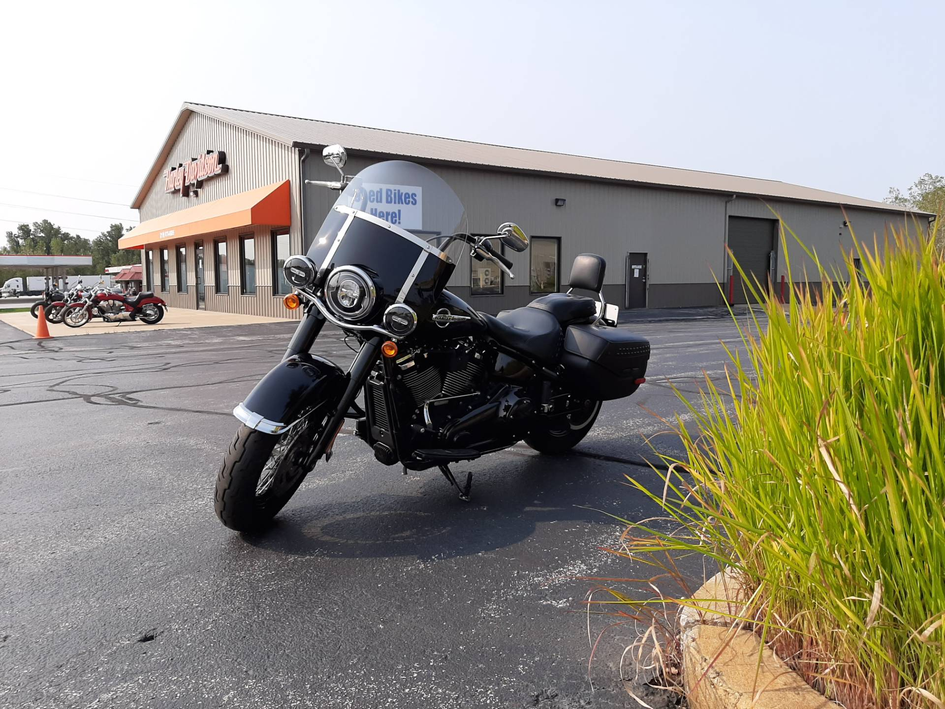 2018 Harley-Davidson Heritage® in Michigan City, Indiana - Photo 3