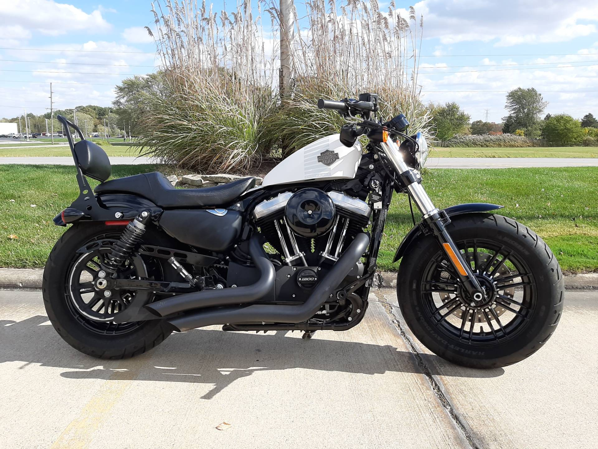 2017 Harley-Davidson Forty-Eight® in Michigan City, Indiana - Photo 1