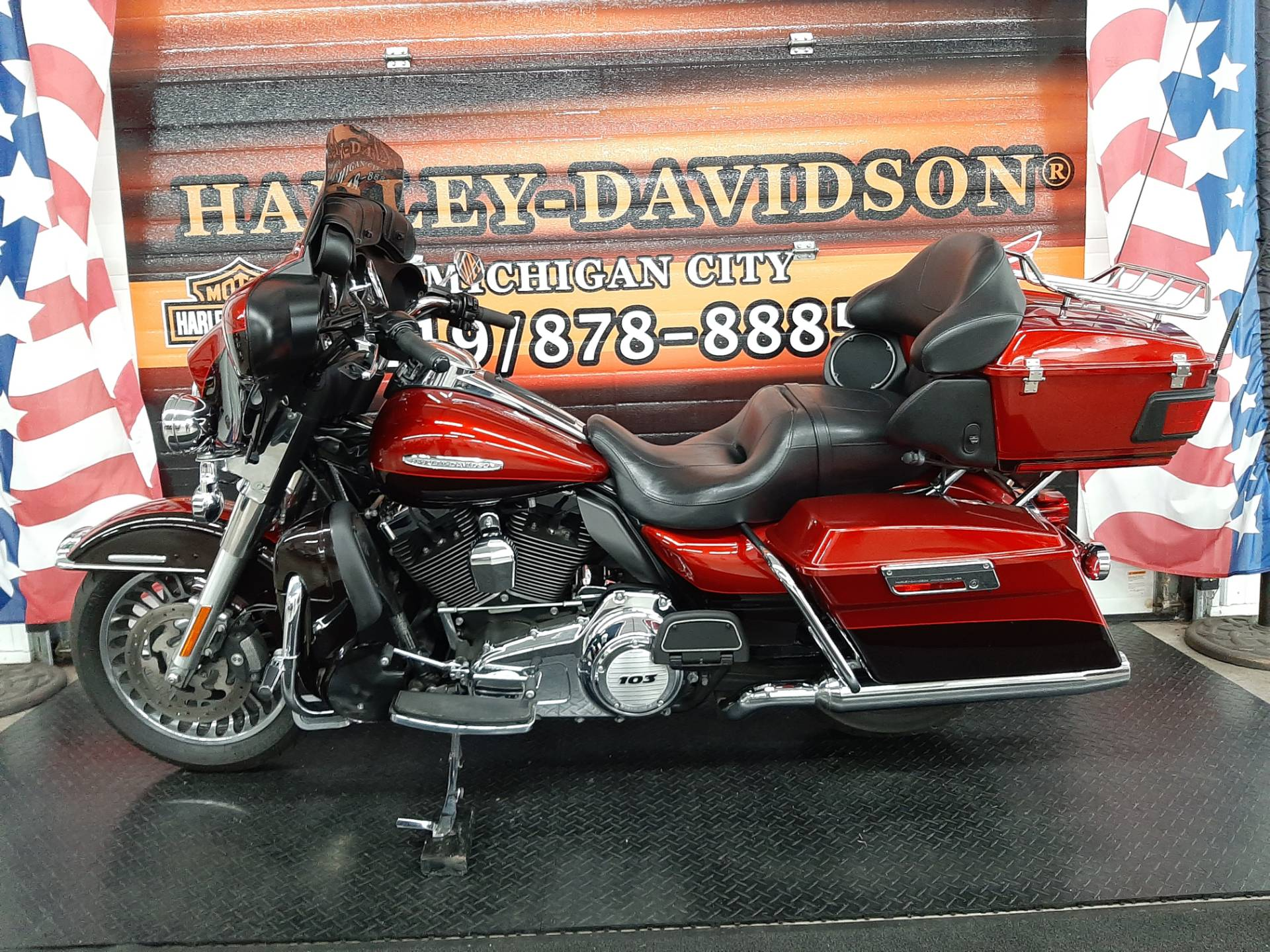 2013 Harley-Davidson FLHTK®Limited® in Michigan City, Indiana - Photo 3
