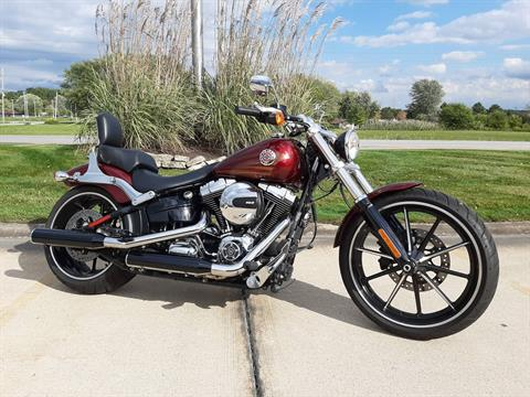 2016 Harley-Davidson Breakout® in Michigan City, Indiana - Photo 1