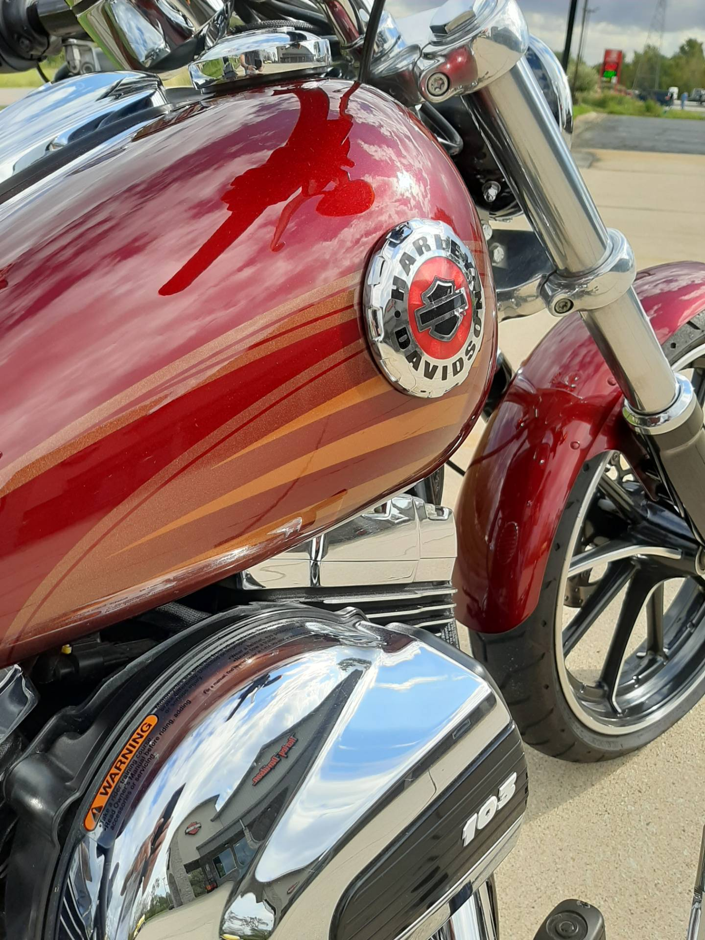 2016 Harley-Davidson Breakout® in Michigan City, Indiana - Photo 3