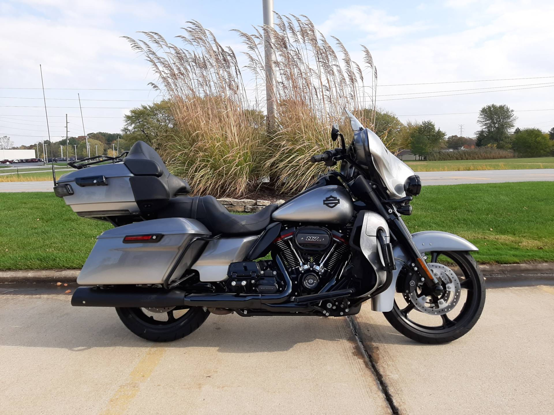 2019 Harley-Davidson CVO Limited in Michigan City, Indiana - Photo 1