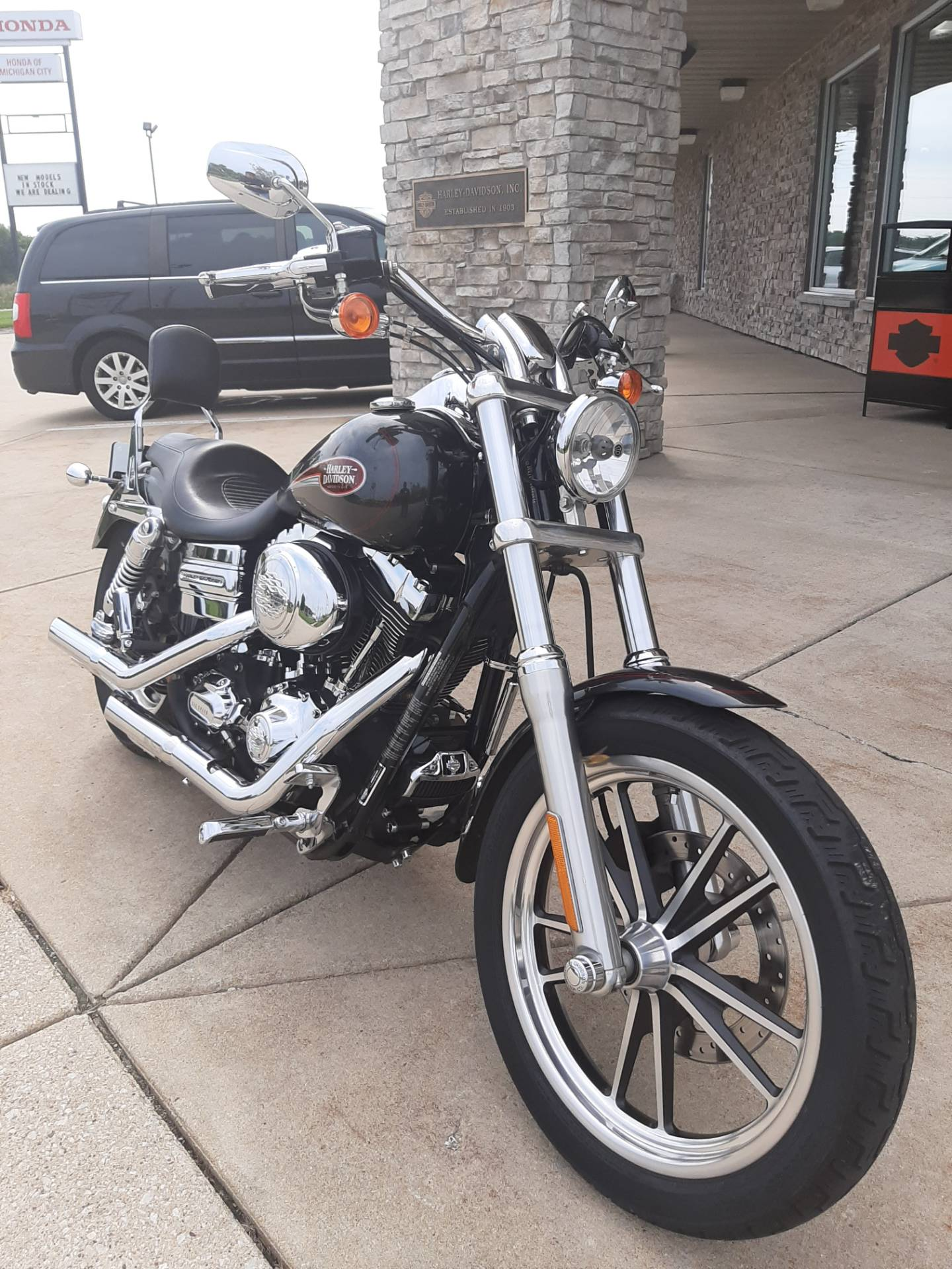 2006 Harley-Davidson Dyna LowRider® in Michigan City, Indiana - Photo 3