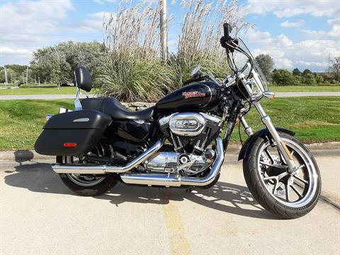 2014 Harley-Davidson XL1200T in Michigan City, Indiana - Photo 1