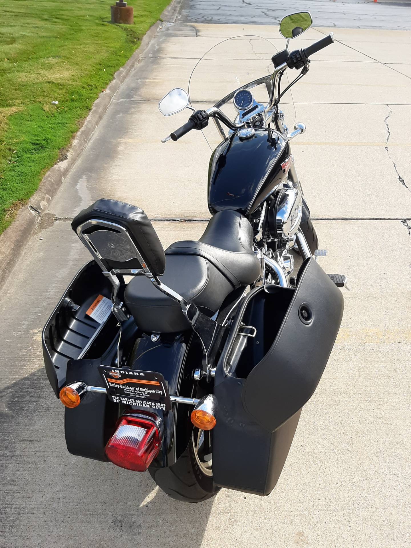 2014 Harley-Davidson XL1200T in Michigan City, Indiana - Photo 3