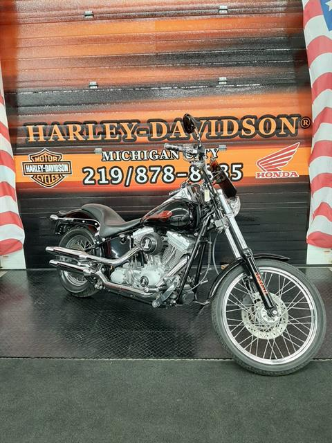 2004 Harley-Davidson FXST/FXSTI Softail® Standard in Michigan City, Indiana - Photo 2