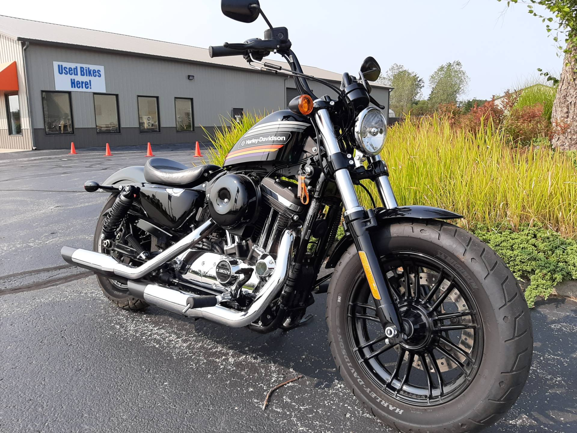 "2018 Harley-Davidson ""48"" Sportster in Michigan City, Indiana - Photo 2"