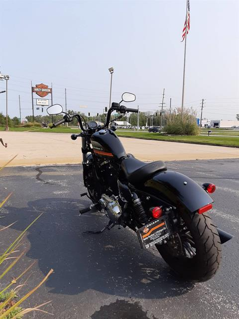 "2018 Harley-Davidson ""48"" Sportster in Michigan City, Indiana - Photo 3"