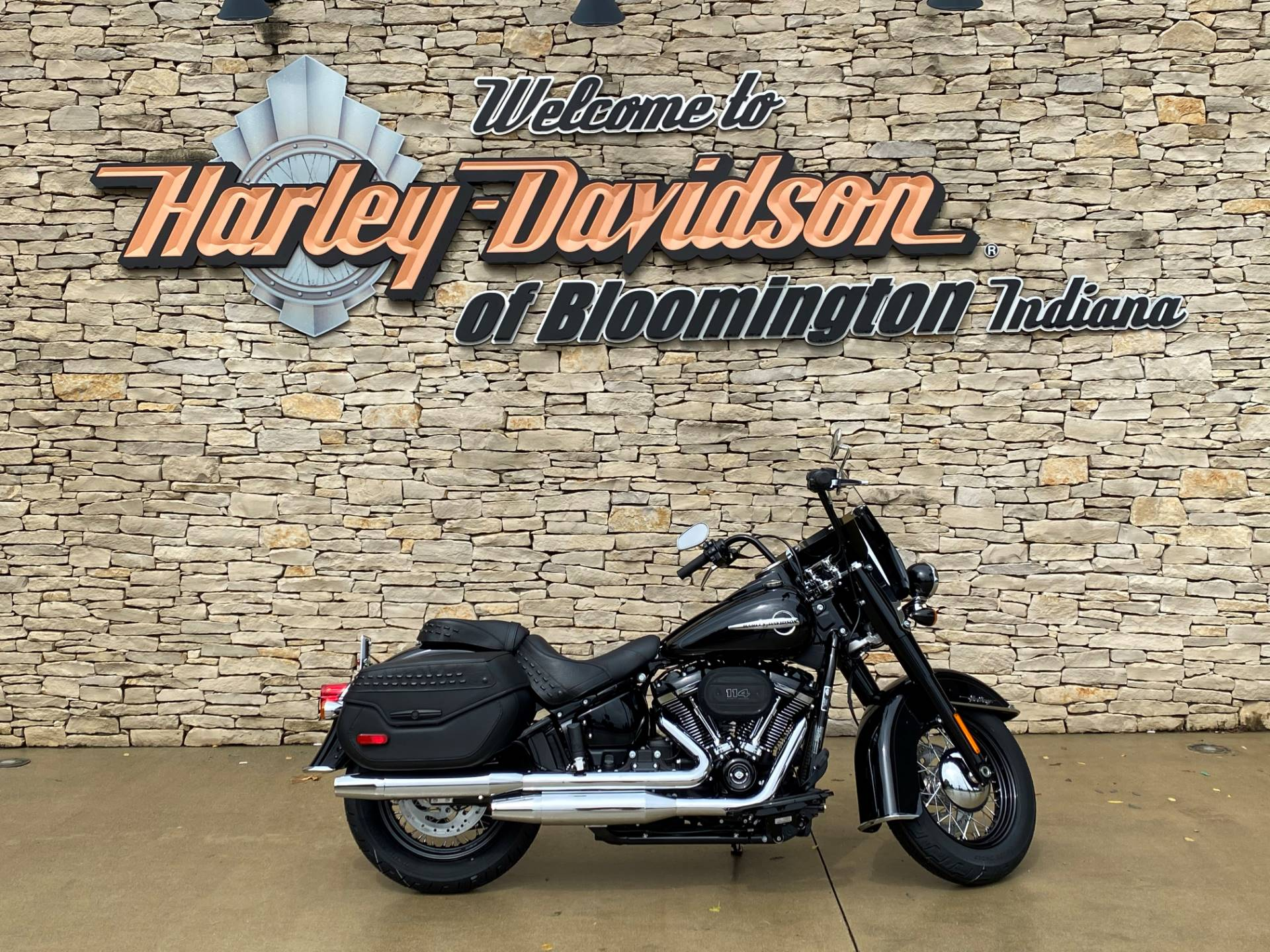 2020 Harley-Davidson Heritage Classic 114 in Bloomington, Indiana - Photo 1