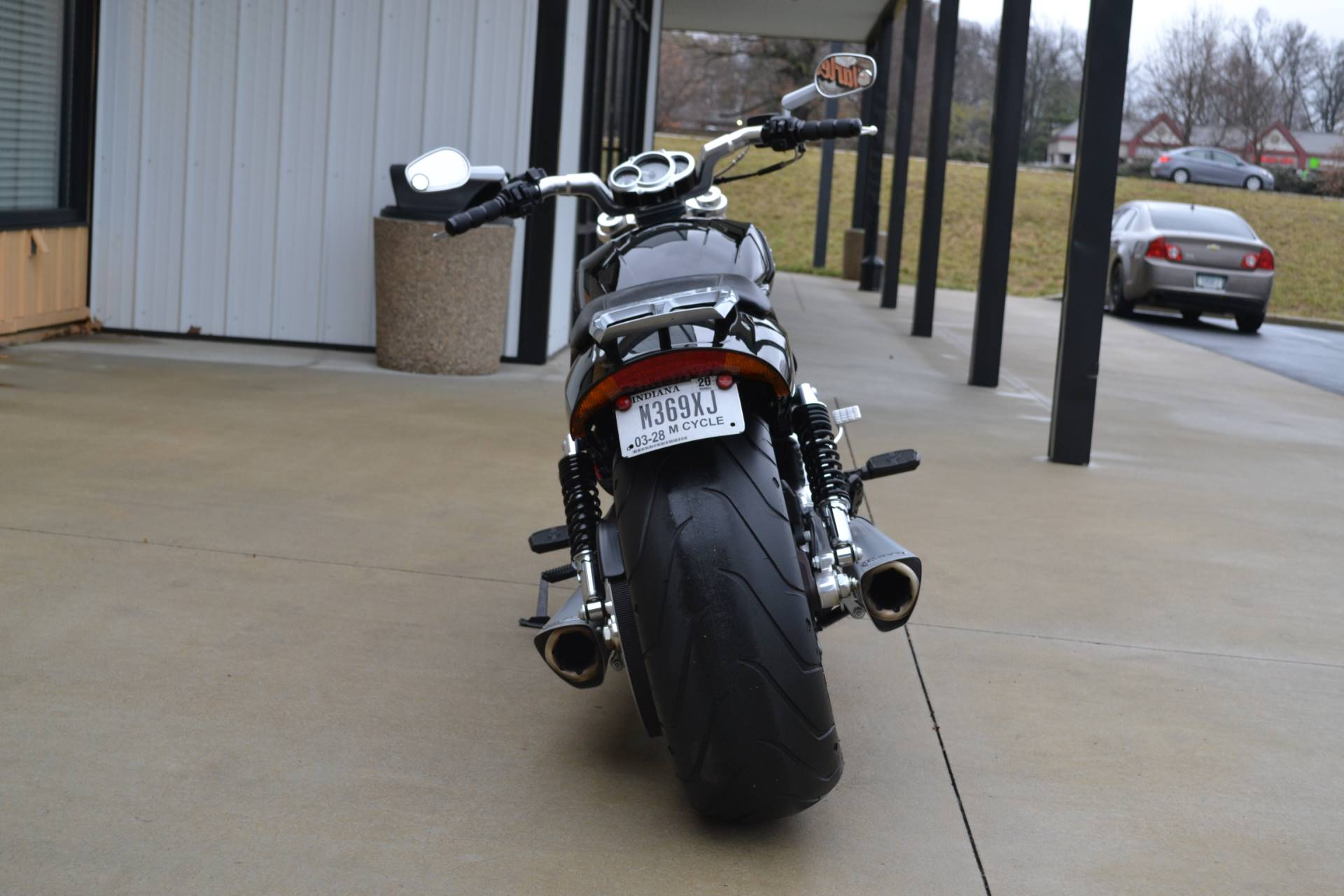 2015 Harley-Davidson V-Rod Muscle® in Bloomington, Indiana - Photo 4