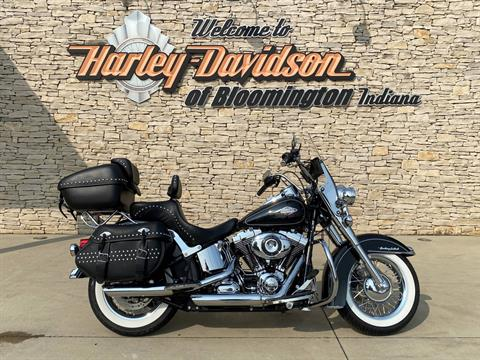 2014 Harley-Davidson Heritage Softail® Classic in Bloomington, Indiana - Photo 1