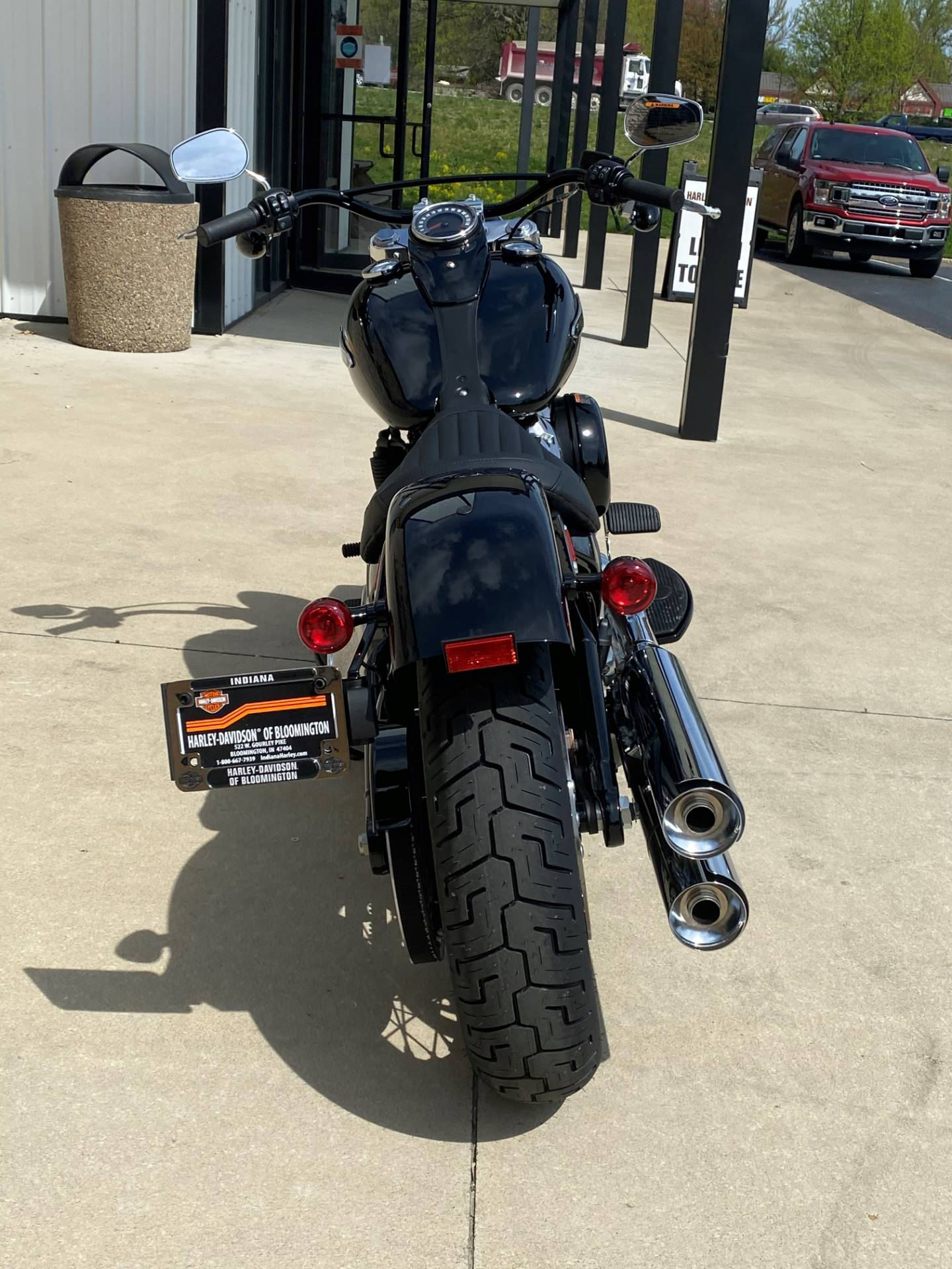 2021 Harley-Davidson Softail Slim® in Bloomington, Indiana - Photo 4