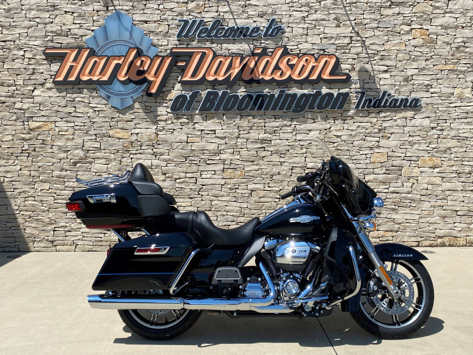 2020 Harley-Davidson Limited in Bloomington, Indiana - Photo 1