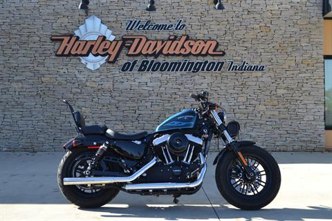 2016 Harley-Davidson Forty-Eight® in Bloomington, Indiana - Photo 1