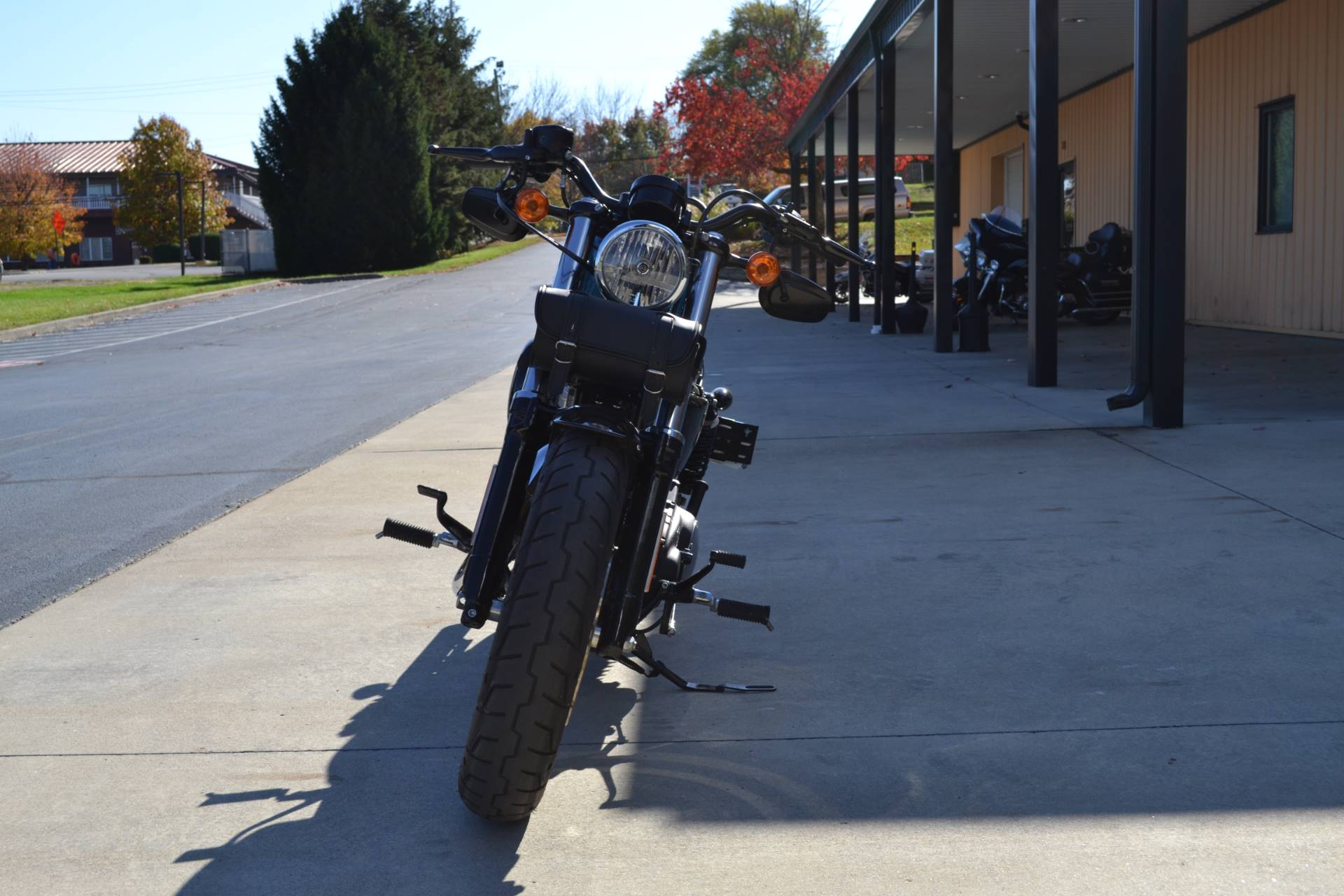 2016 Harley-Davidson Forty-Eight® in Bloomington, Indiana - Photo 8