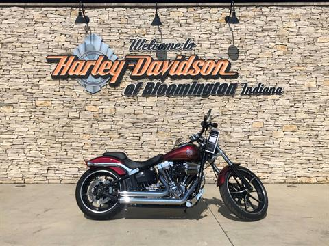 2016 Harley-Davidson Breakout® in Bloomington, Indiana - Photo 1