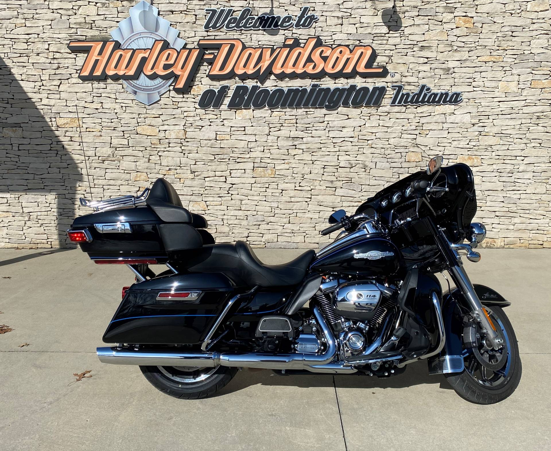 2019 Harley-Davidson Ultra Limited in Bloomington, Indiana - Photo 1