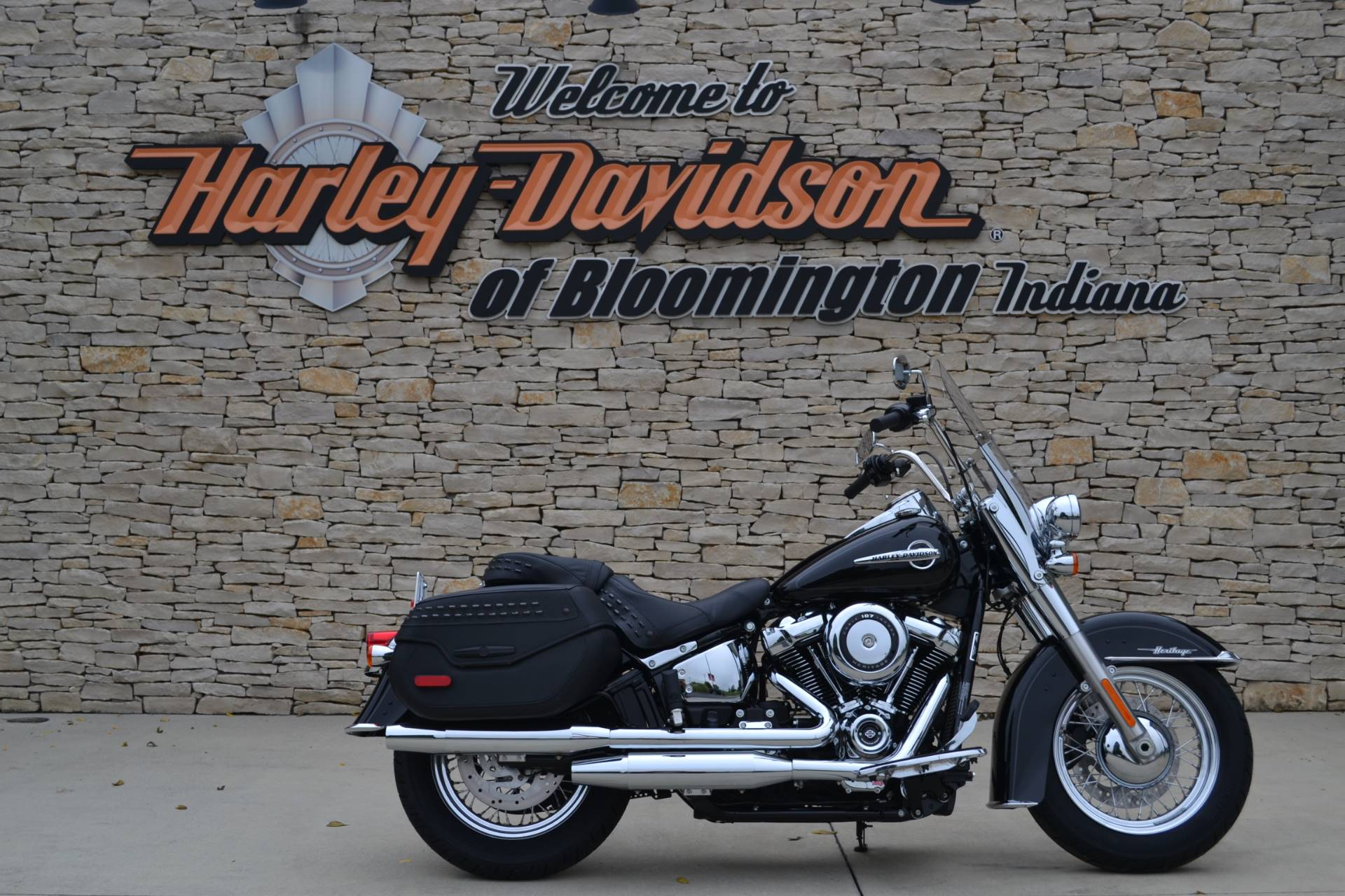 2020 Harley-Davidson Heritage Classic in Bloomington, Indiana - Photo 1