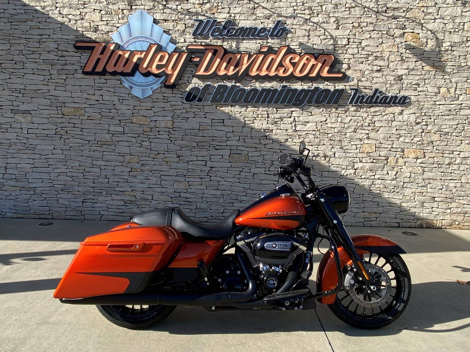 2019 Harley-Davidson Road King® Special in Bloomington, Indiana - Photo 1
