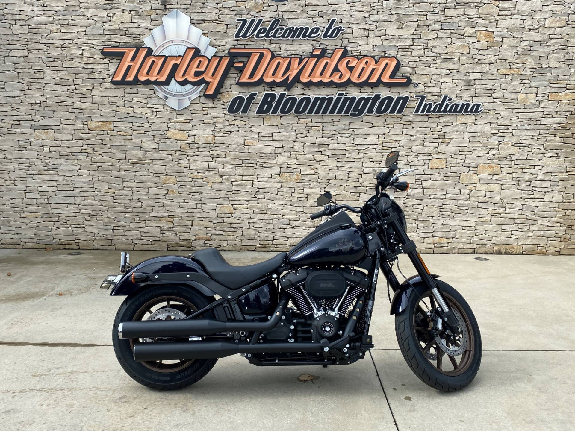 2020 Harley-Davidson Low Rider®S in Bloomington, Indiana - Photo 1