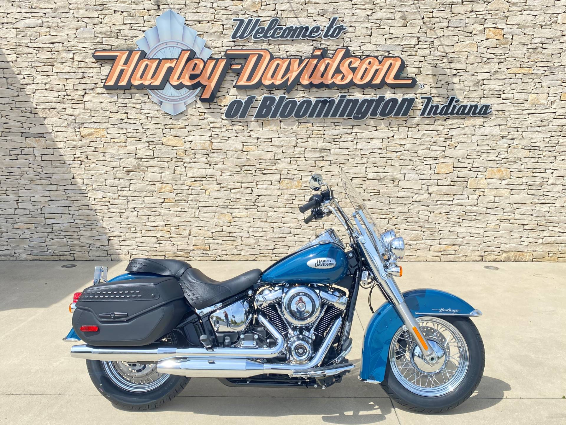 2021 Harley-Davidson Heritage Classic in Bloomington, Indiana - Photo 1