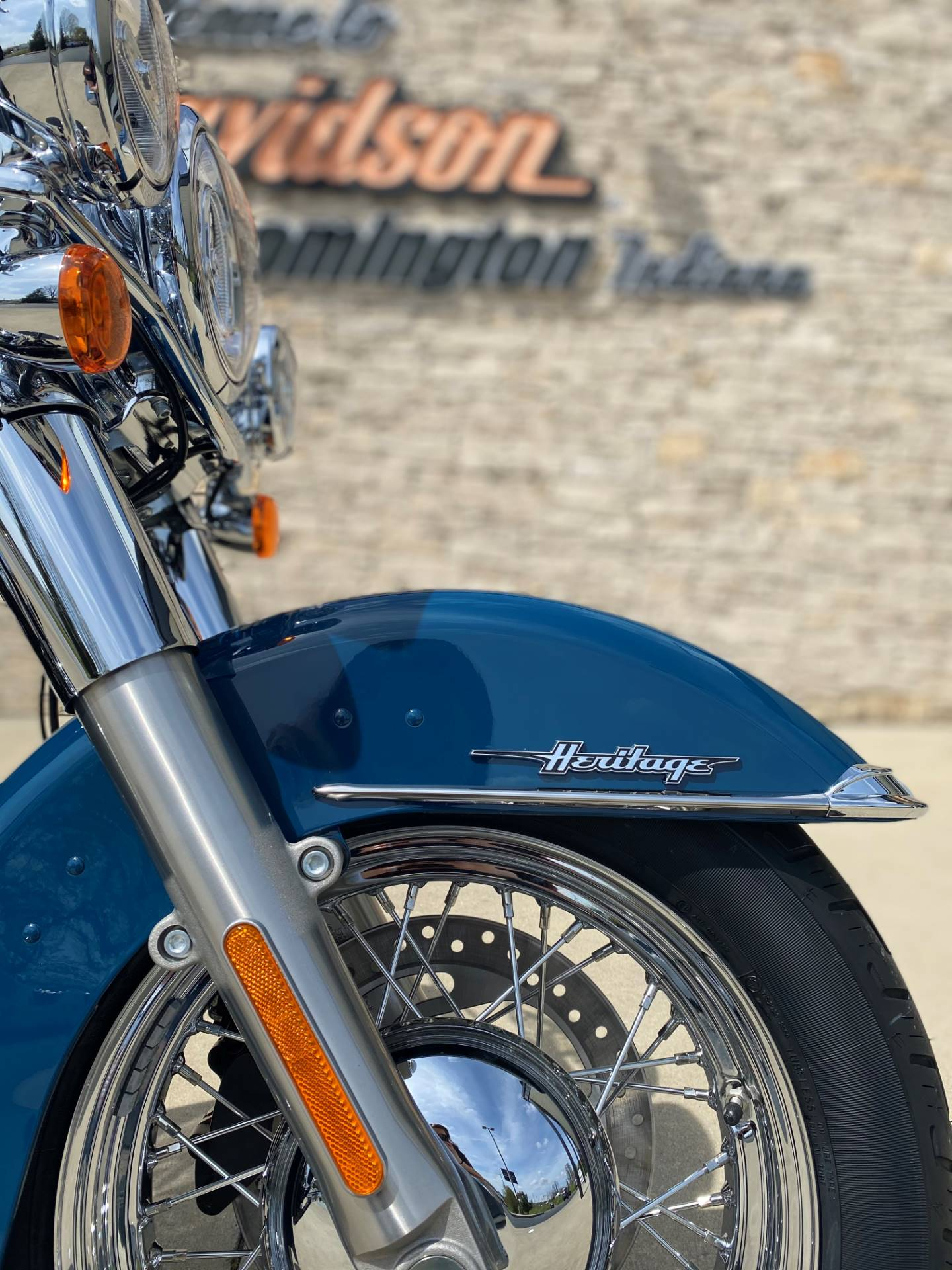 2021 Harley-Davidson Heritage Classic in Bloomington, Indiana - Photo 9
