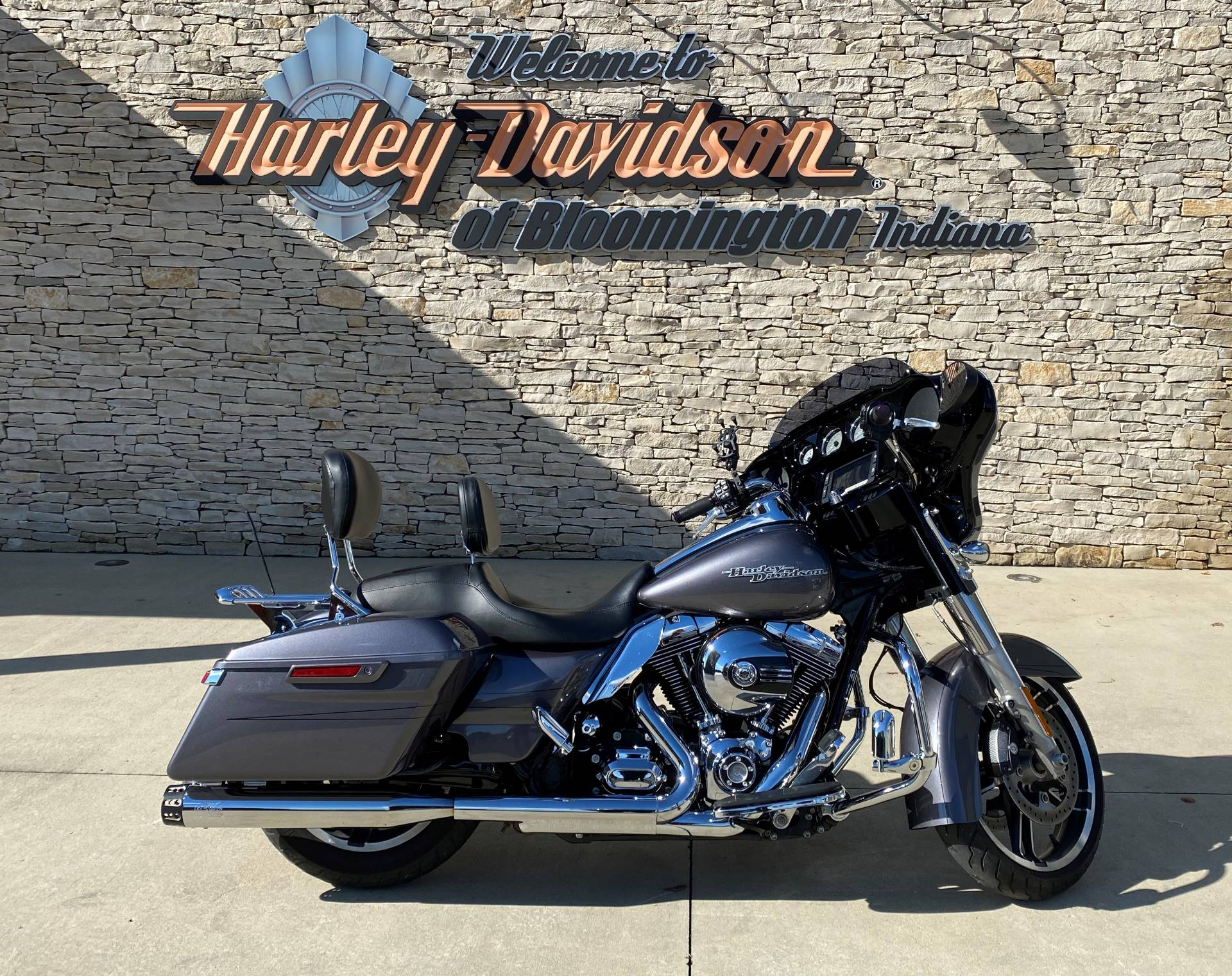 2015 Harley-Davidson Street Glide® Special in Bloomington, Indiana - Photo 1