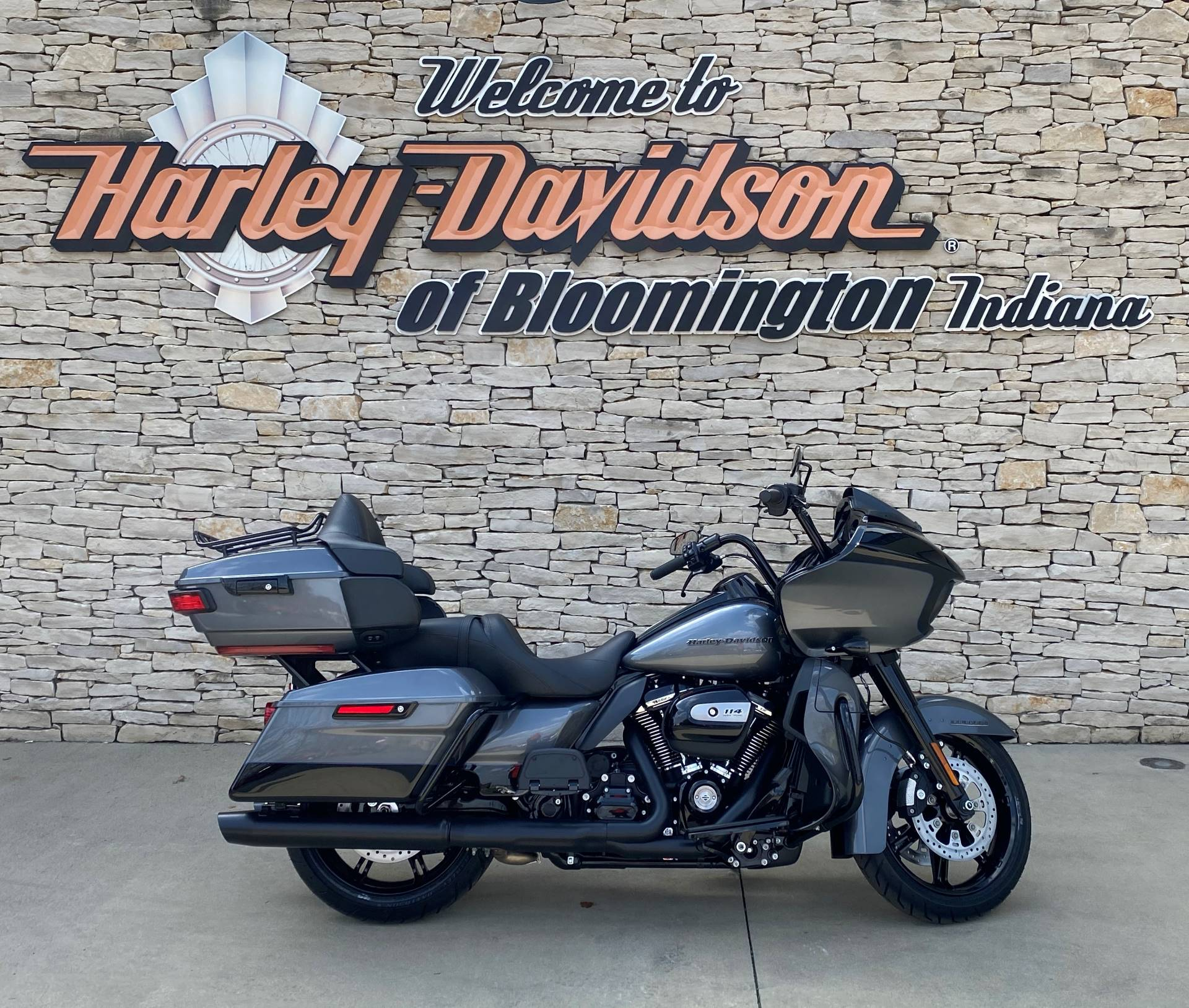 2021 Harley-Davidson Road Glide® Limited in Bloomington, Indiana - Photo 1