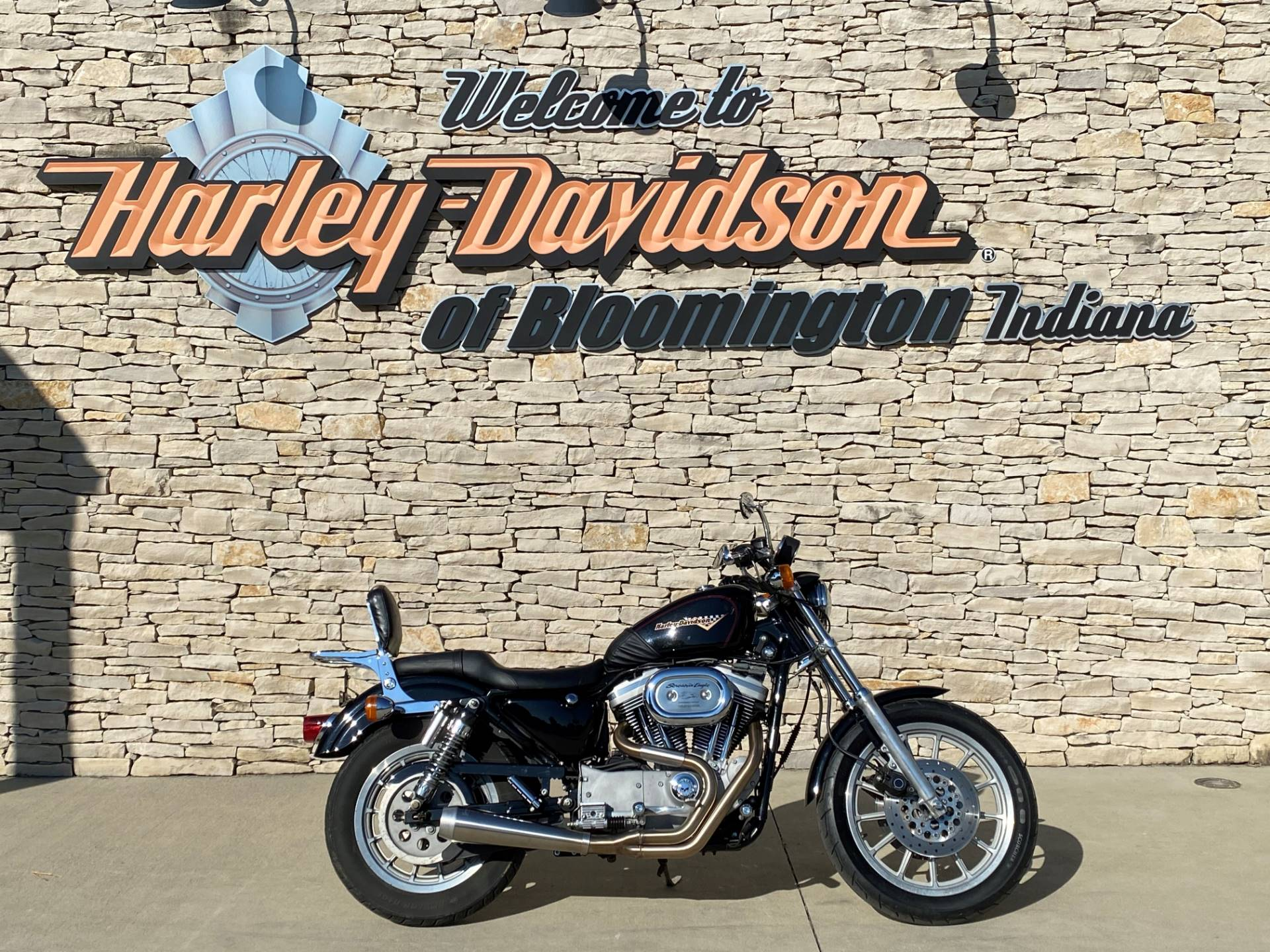 1999 Harley-Davidson XLH Sportster® 1200 in Bloomington, Indiana - Photo 1