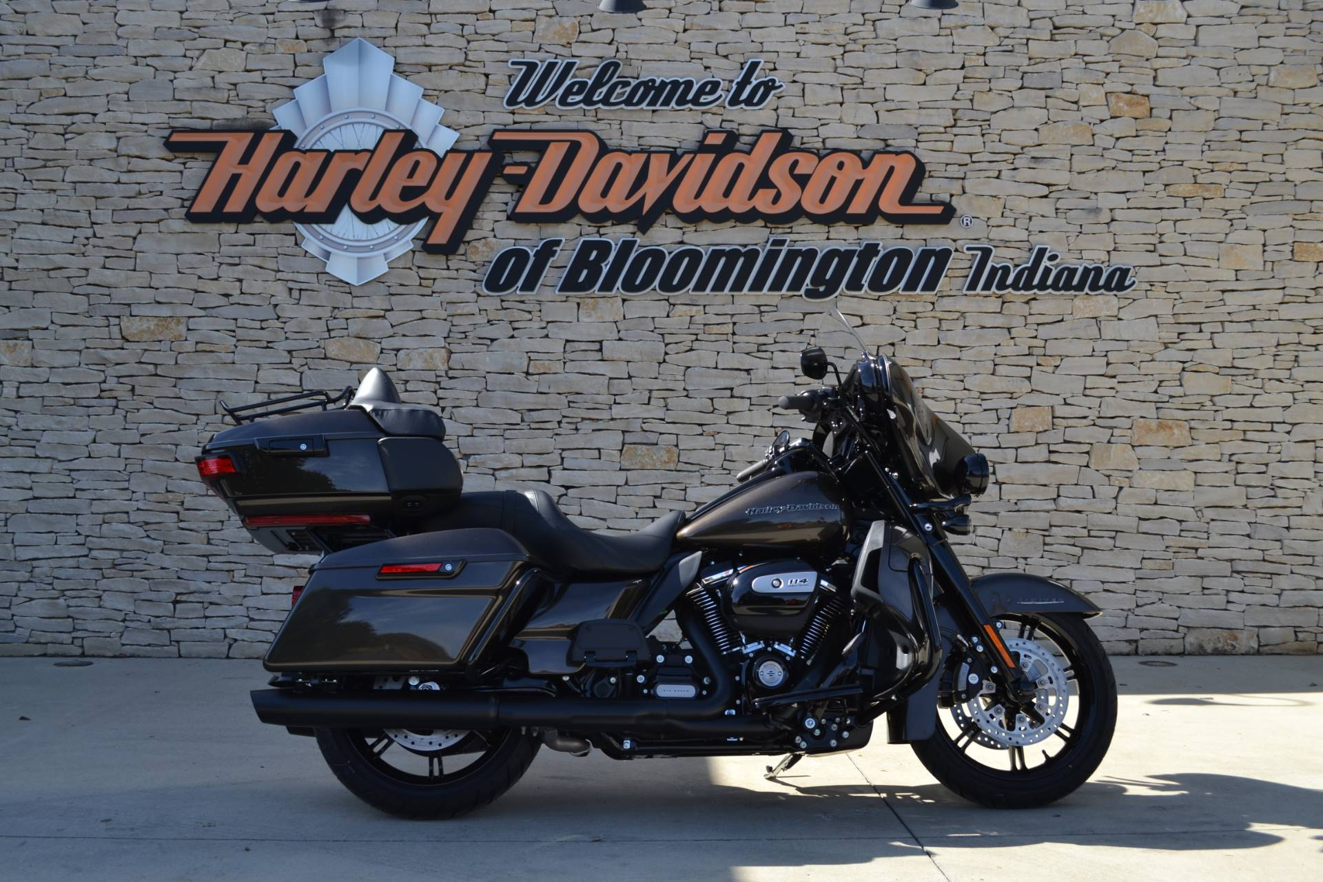 2020 Harley-Davidson Ultra Limited in Bloomington, Indiana - Photo 1