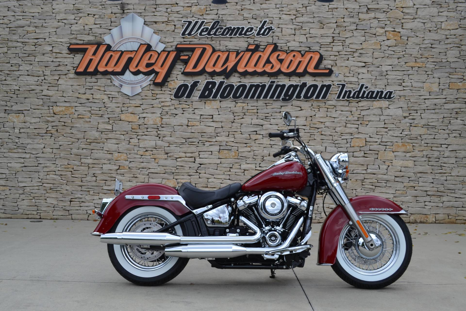 2020 Harley-Davidson Deluxe in Bloomington, Indiana - Photo 1