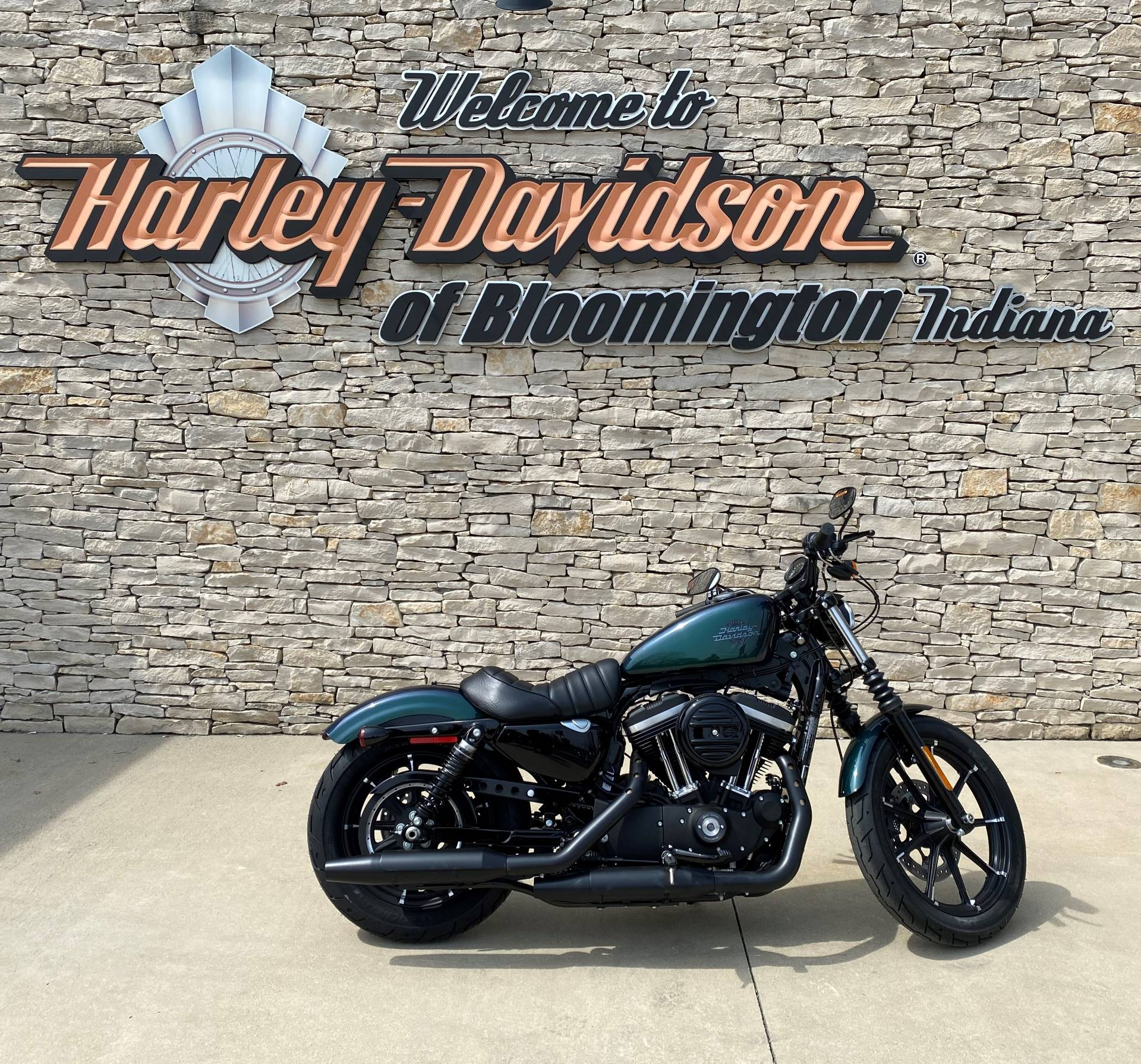 2021 Harley-Davidson Iron 883™ in Bloomington, Indiana - Photo 1