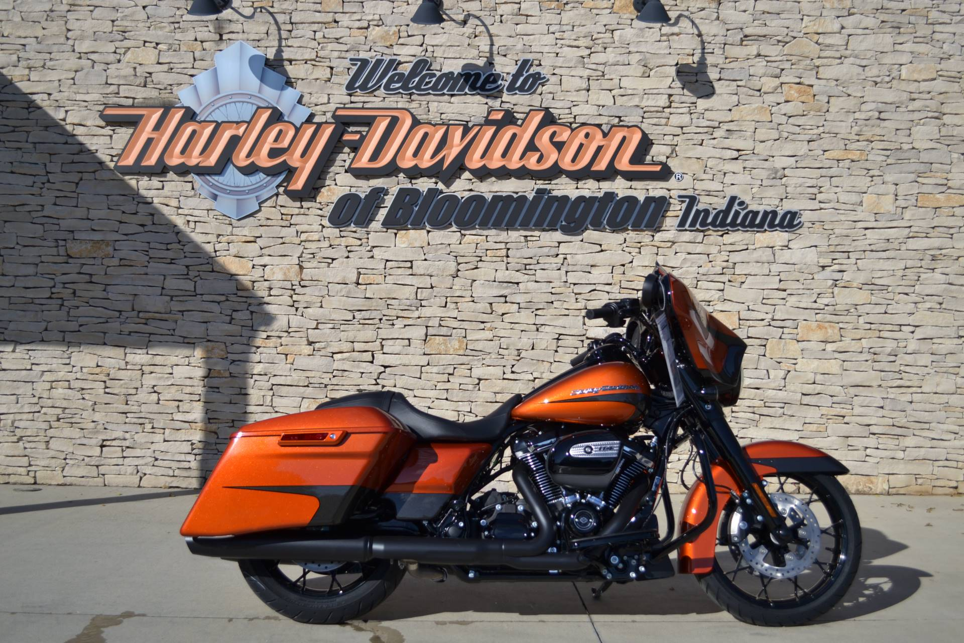 2020 Harley-Davidson Street Glide® Special in Bloomington, Indiana - Photo 1