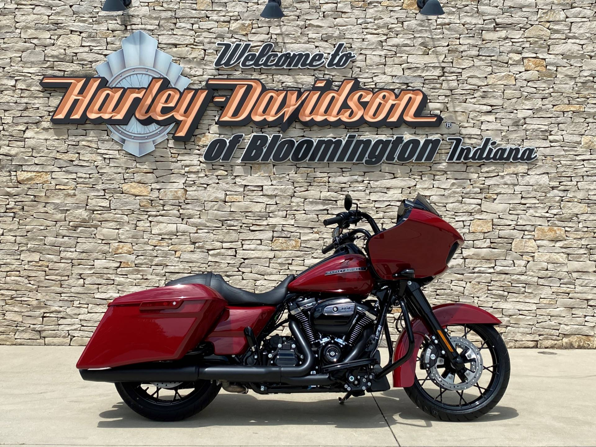 2020 Harley-Davidson Road Glide® Special in Bloomington, Indiana - Photo 1