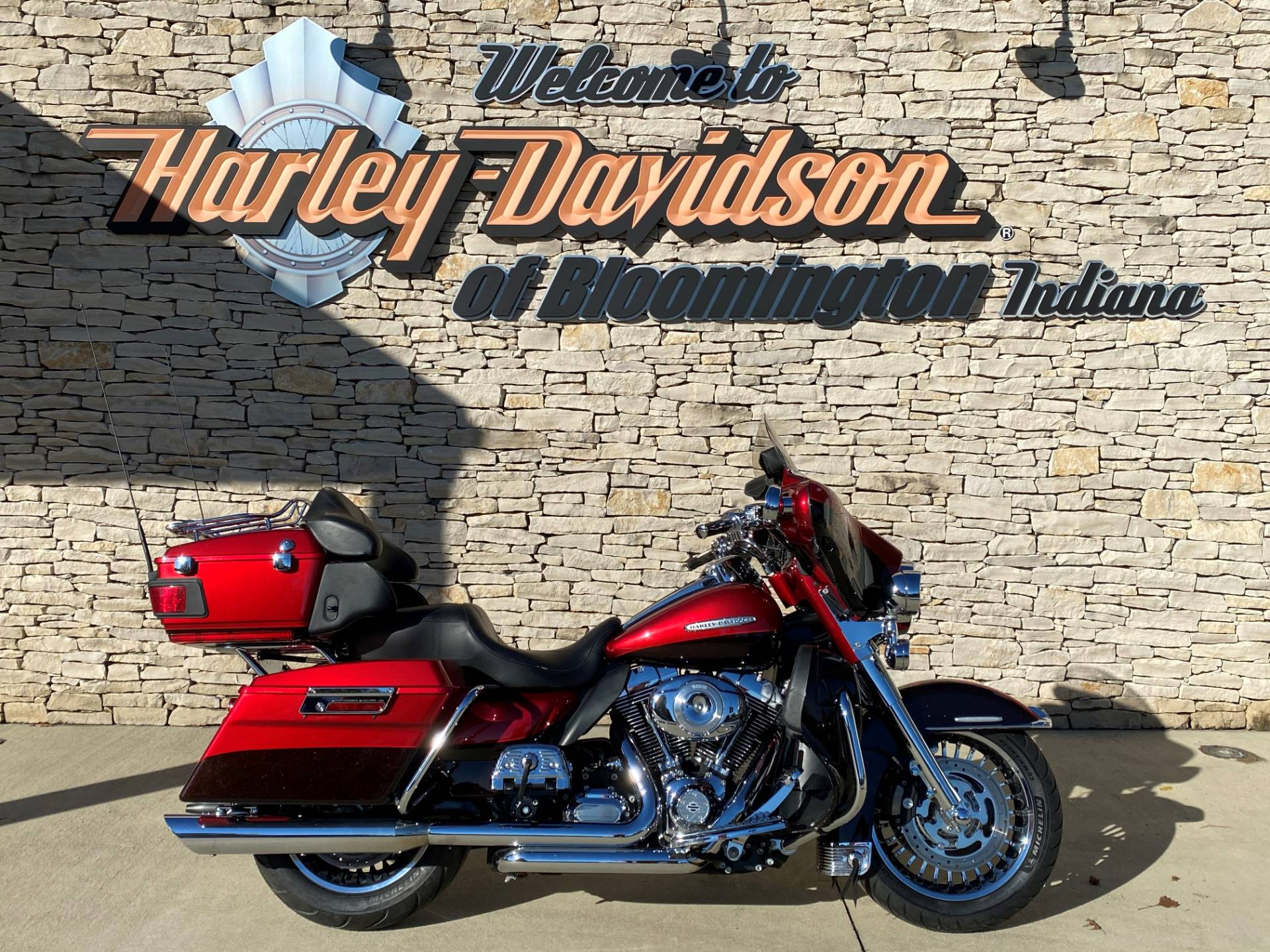 2012 Harley-Davidson Electra Glide® Ultra Limited in Bloomington, Indiana - Photo 1