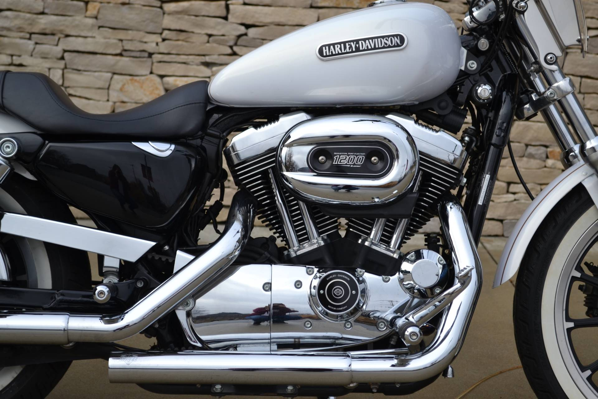2007 Harley-Davidson XL 1200L Sportster® in Bloomington, Indiana - Photo 2