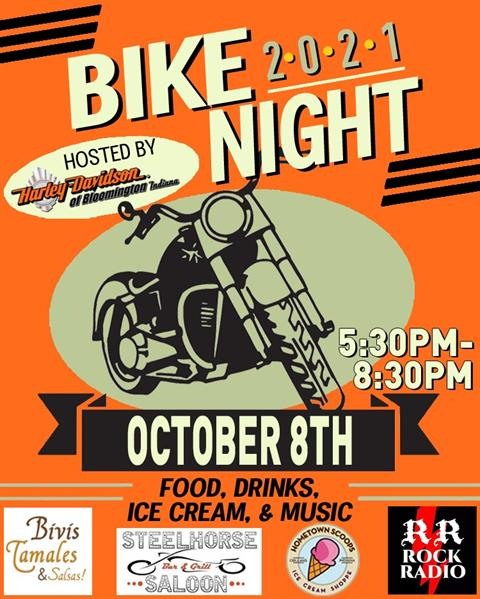 October Bike Night