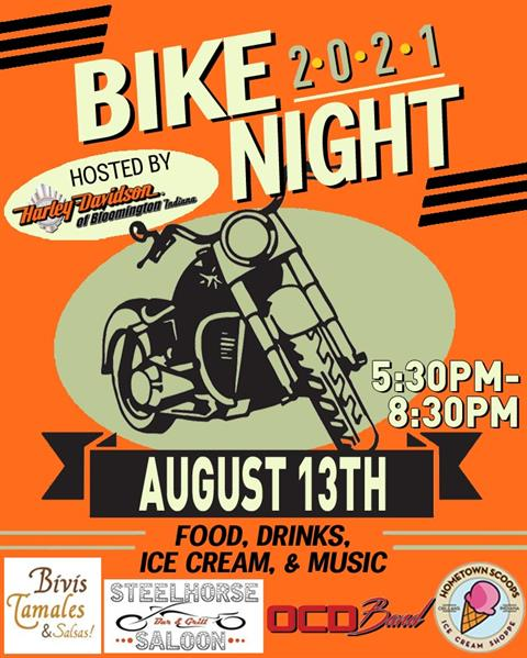 August Bike Night