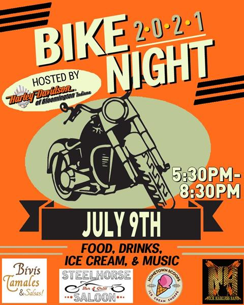 July Bike Night