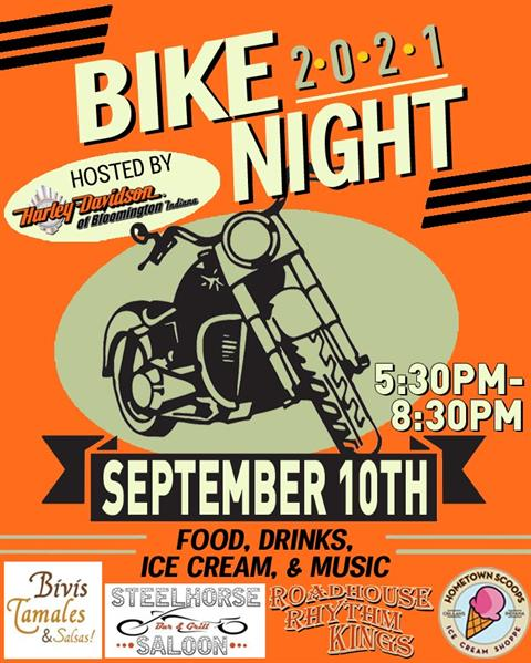 September Bike Night