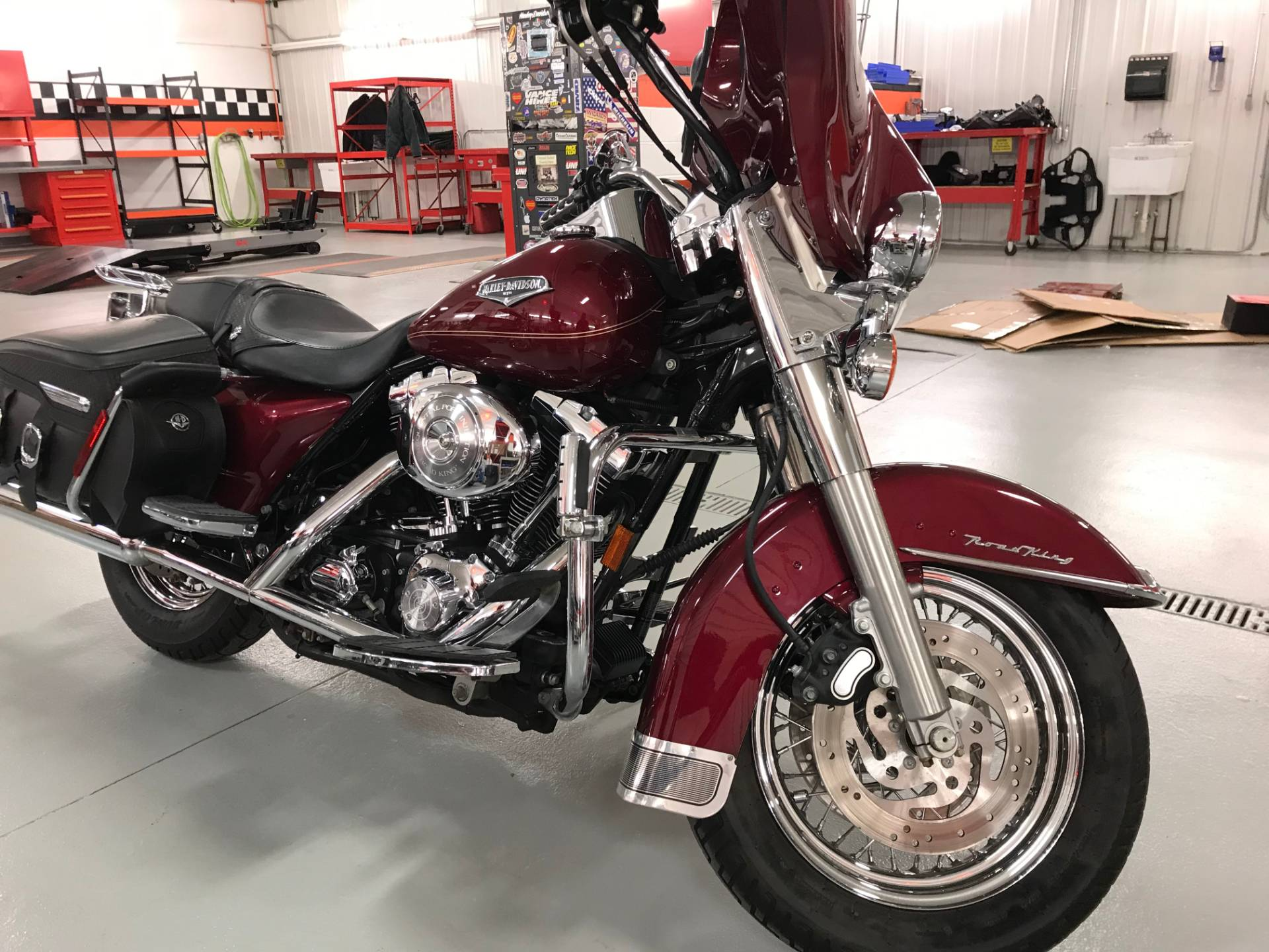 2005 Harley-Davidson FLHRCI Road King® Classic in Valparaiso, Indiana - Photo 1