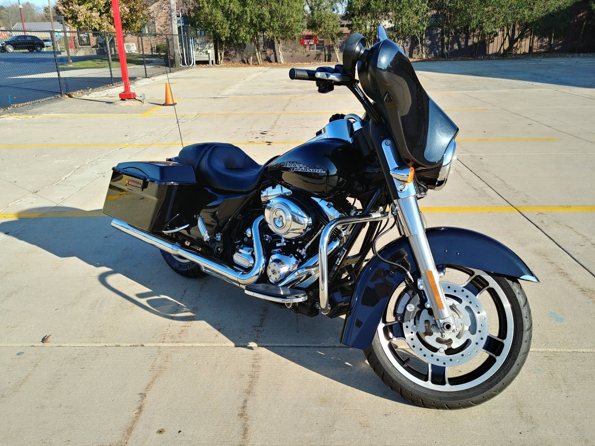 2013 Harley-Davidson Street Glide® in Valparaiso, Indiana - Photo 1