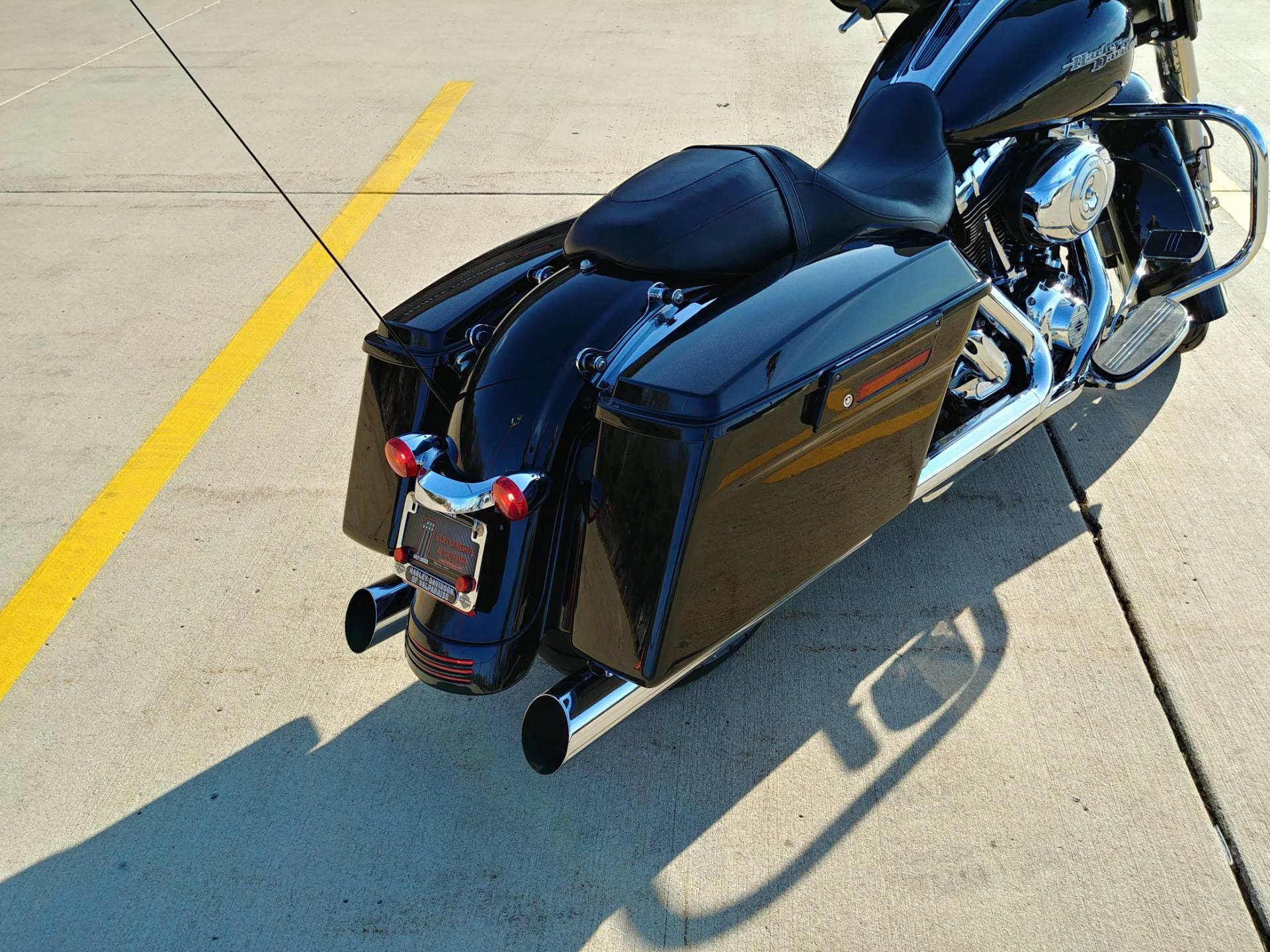 2013 Harley-Davidson Street Glide® in Valparaiso, Indiana - Photo 5