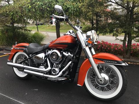 2019 Harley-Davidson Deluxe in Valparaiso, Indiana - Photo 1